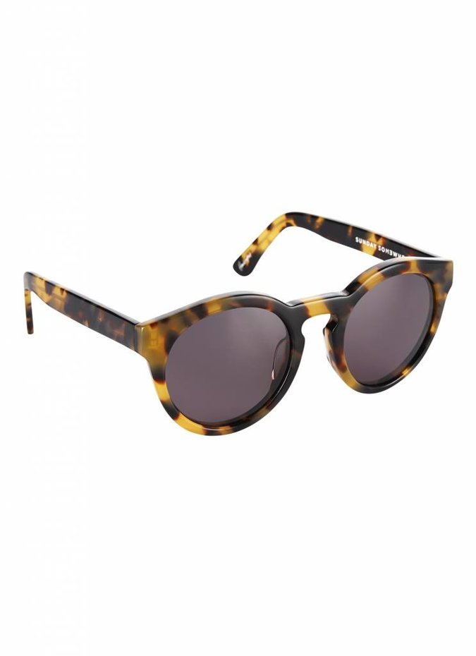 """Kiteys"" Tortoiseshell Sunglasses"