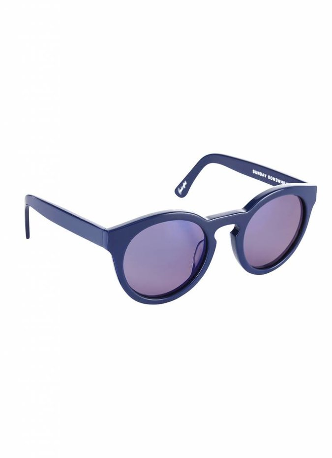 """Kiteys"" Blue Sunglasses"