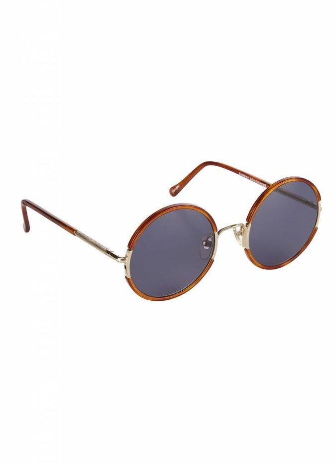 """""""Yetti"""" Brown Sunglasses"""