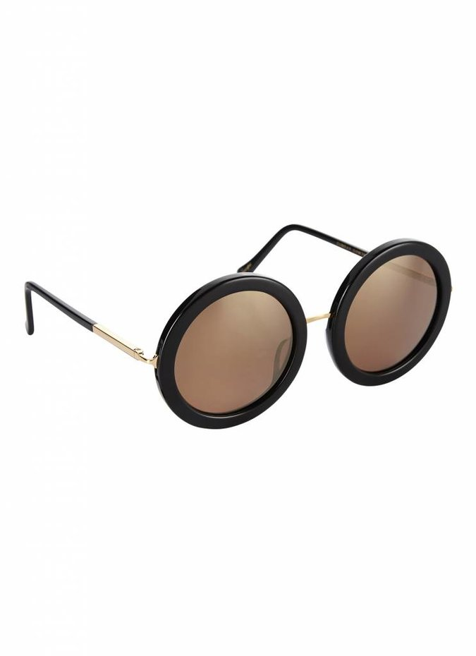 """Isabella"" Black Sunglasses"