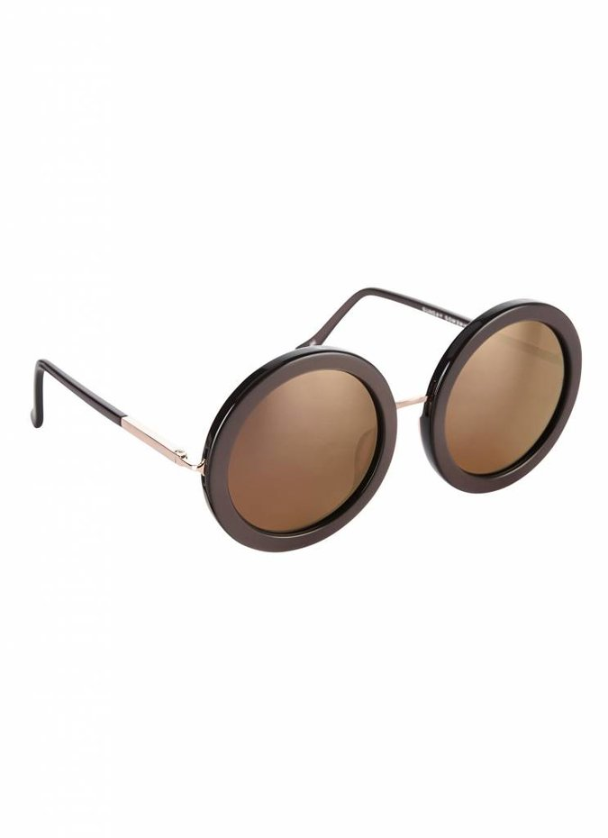 """Isabella"" Brown Sunglasses"