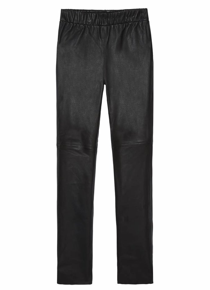 Camilla and Marc Ratio Leather Leggings
