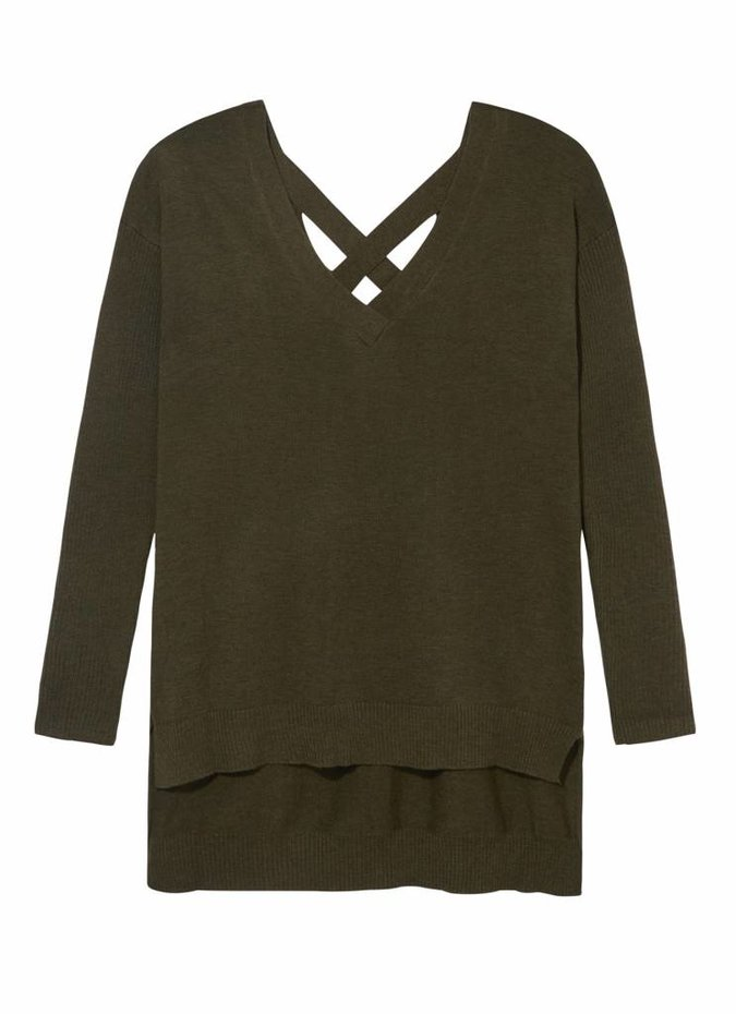 Mink Pink Fingers Crossed Sweater