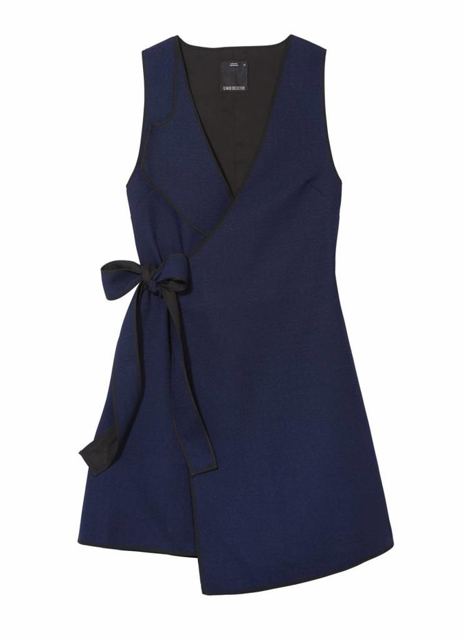 C/MEO Collective All of the Lights Dress Blue