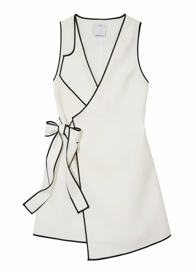 C/MEO Collective All Of The Lights Dress Ivory