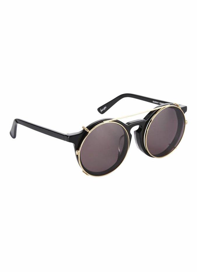 """Black """"Matahari"""" Sunglasses"""