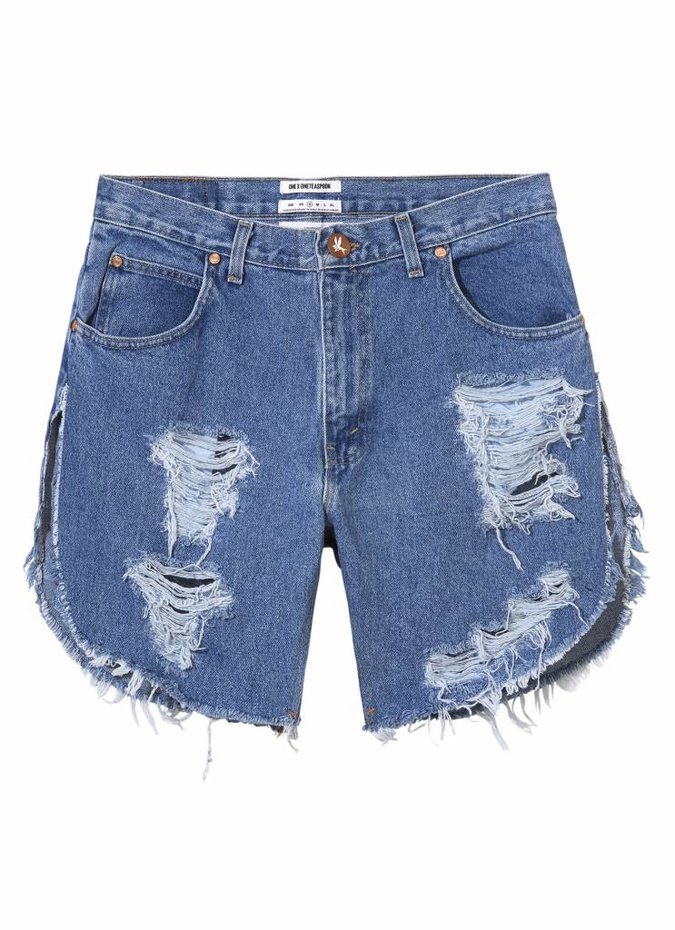 One Teaspoon Vintage Frankies Shorts