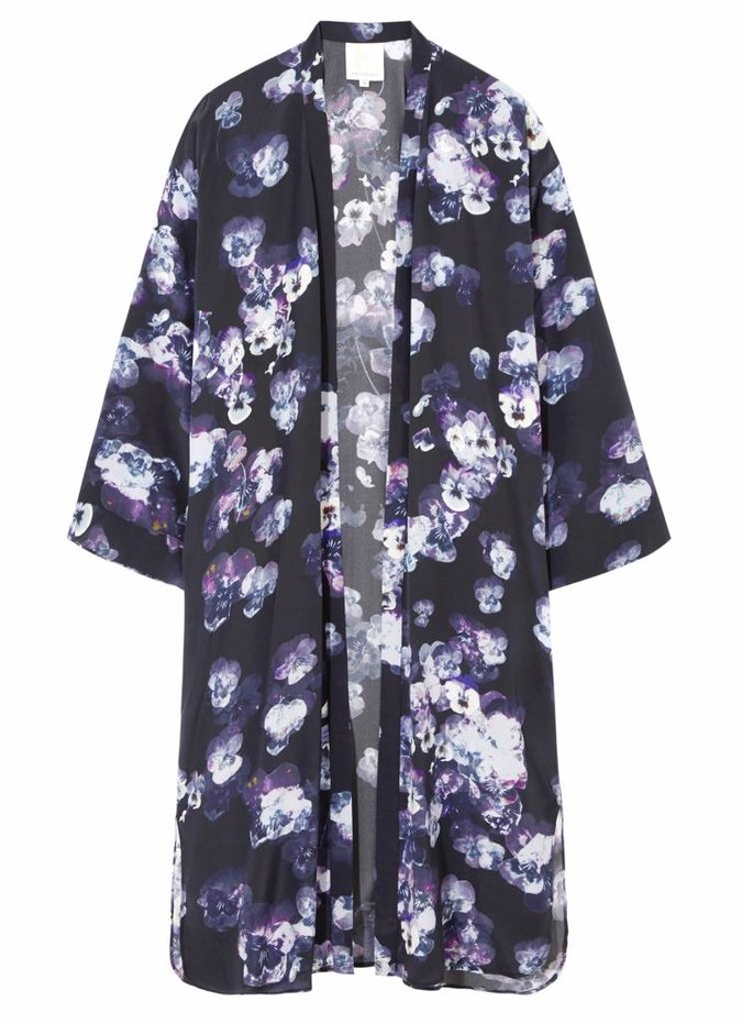 Kelly Love Keep Me Wild Robe