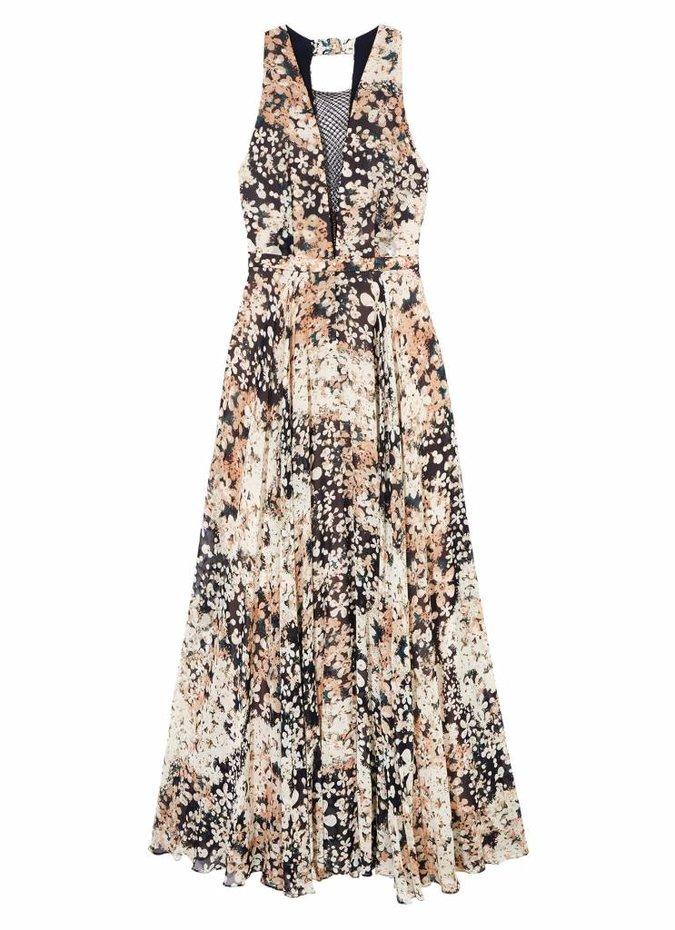 Shadowland Sleeveless Gown