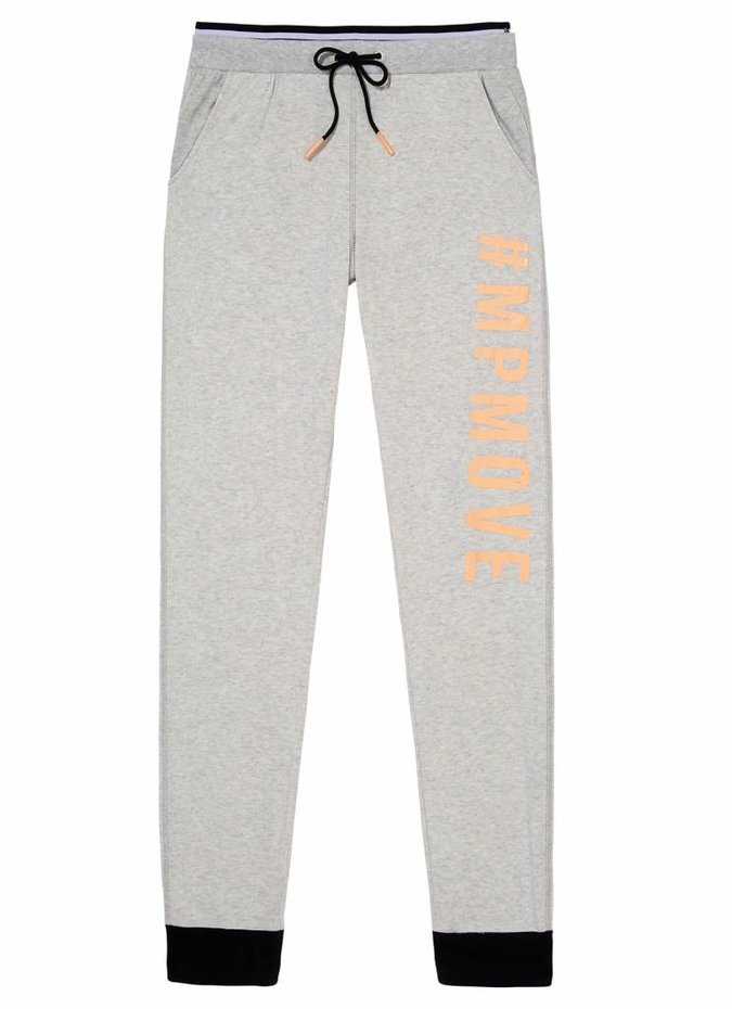 Mink Pink Move Gold Digger Sweat Pants