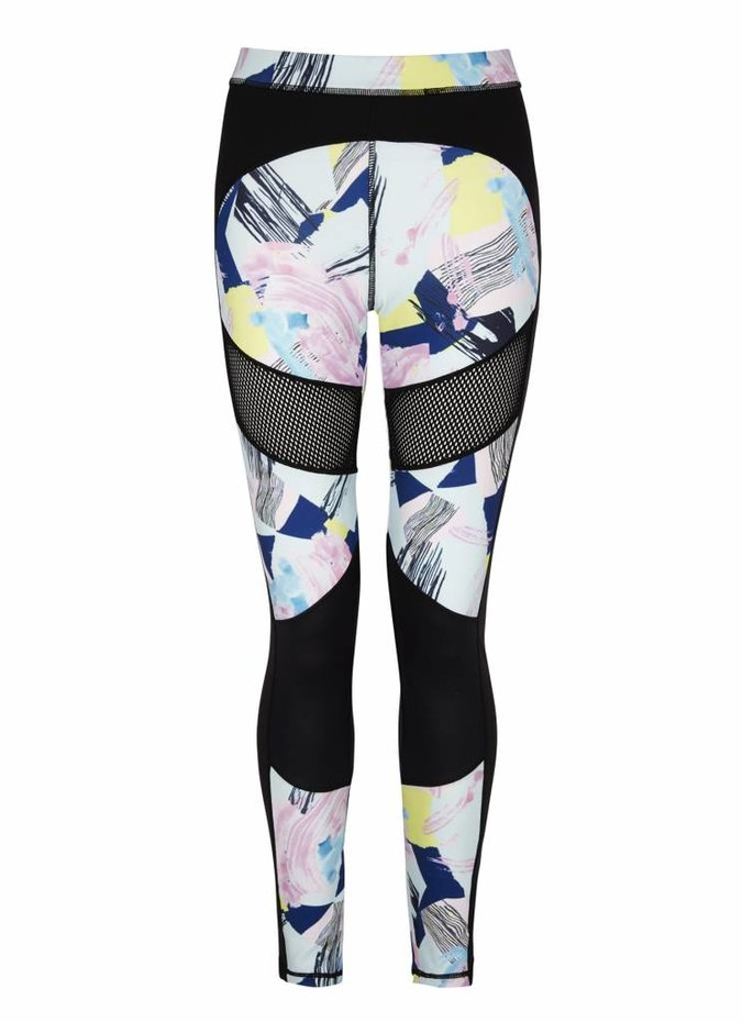 Mink Pink Move Momentum Leggings