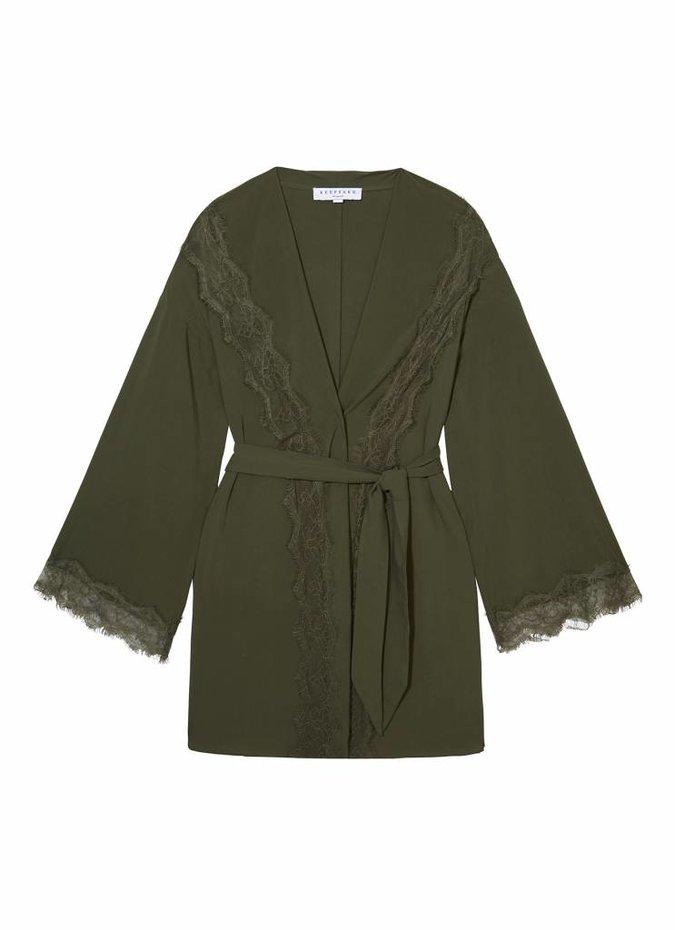 Keepsake Electric Love Robe Silk