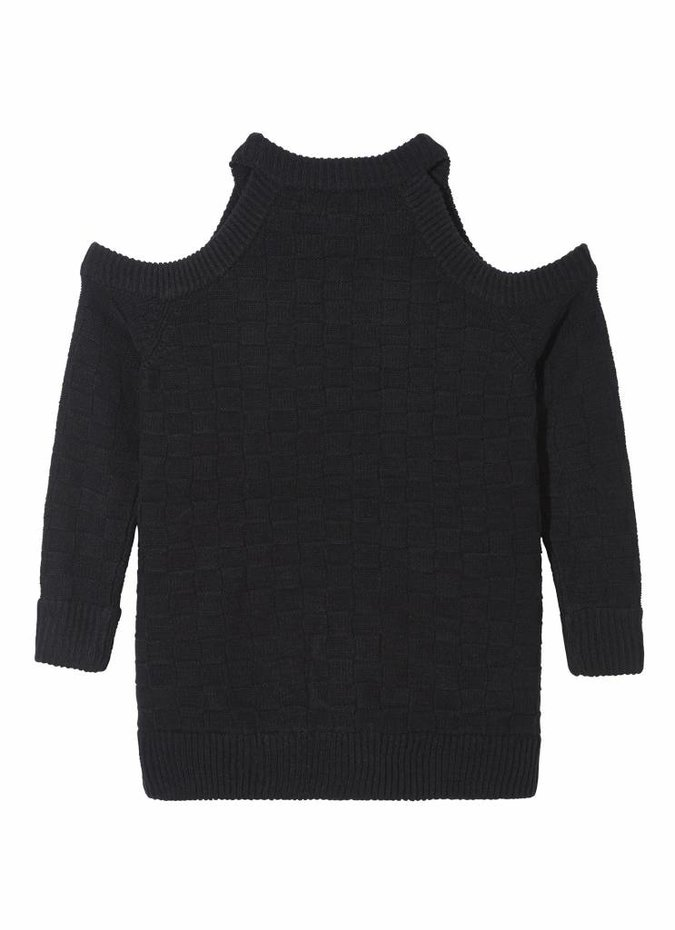 Abstraction Knit