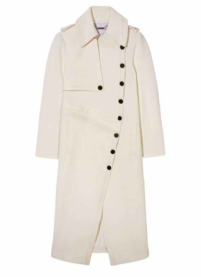 Camilla and Marc Jiro Tailored Trench