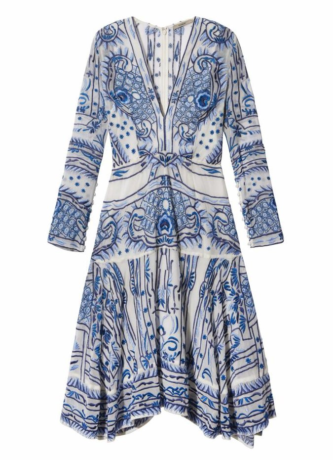 Thurley Mid Summer Mediterranean Dress