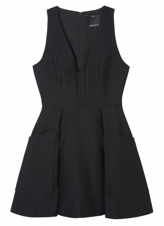 C/MEO Collective The Nights Dress Black