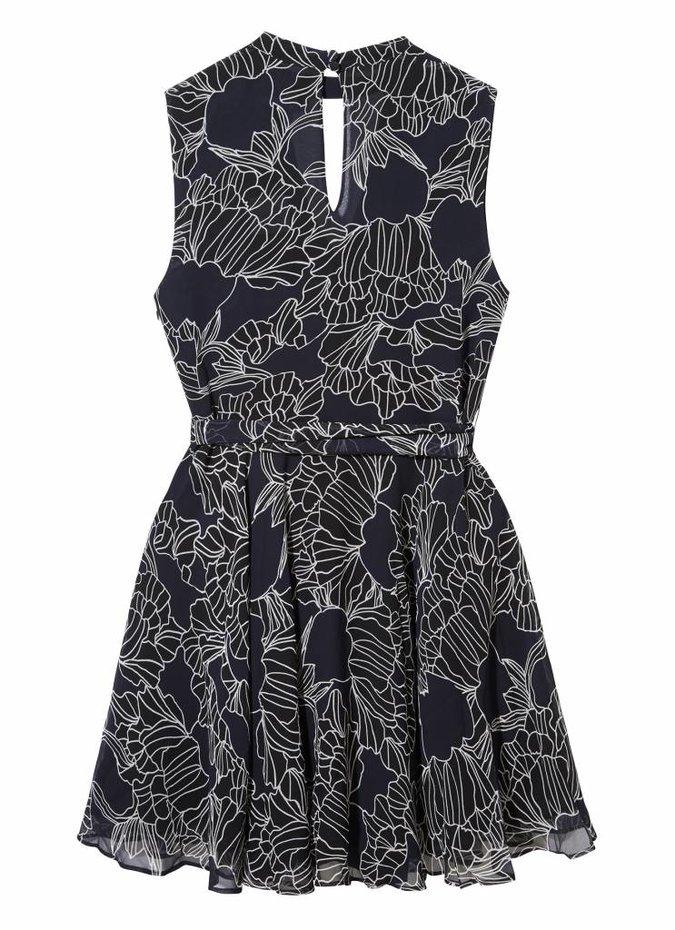 TY-LR The Vision Midi Dress