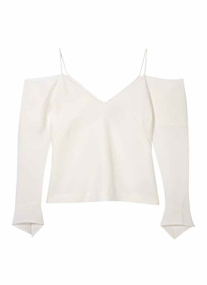 C/MEO Collective Cold Shoulder Top