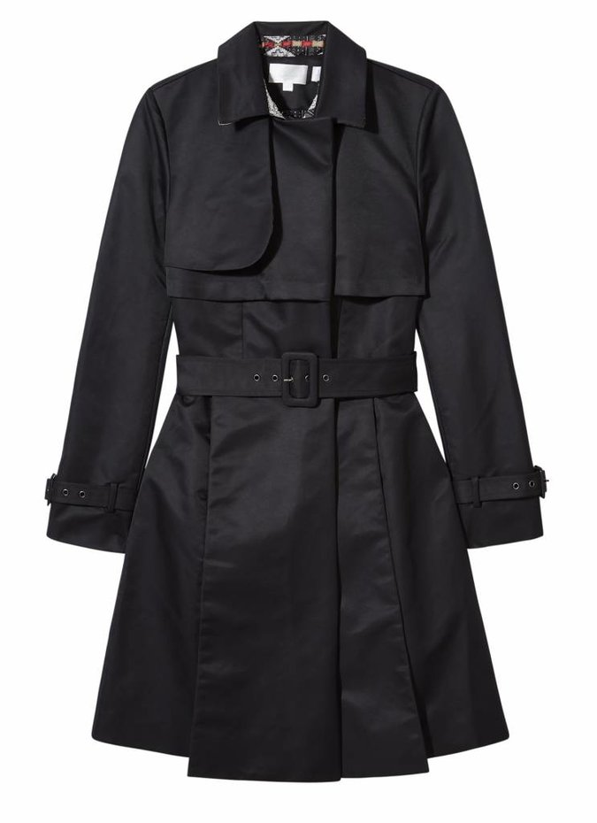 Camilla Trench Coat