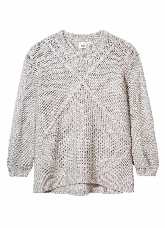 Making Melody Knit Sweater