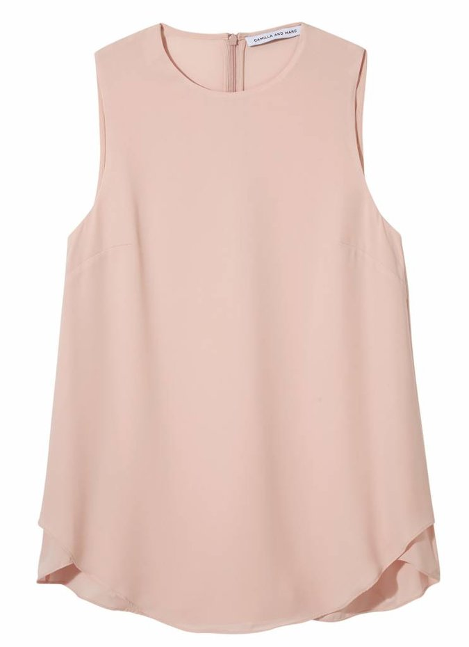 Camilla and Marc Nara Tank in Pink