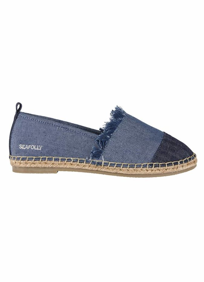 Wanderlust Espadrille Denim shoes