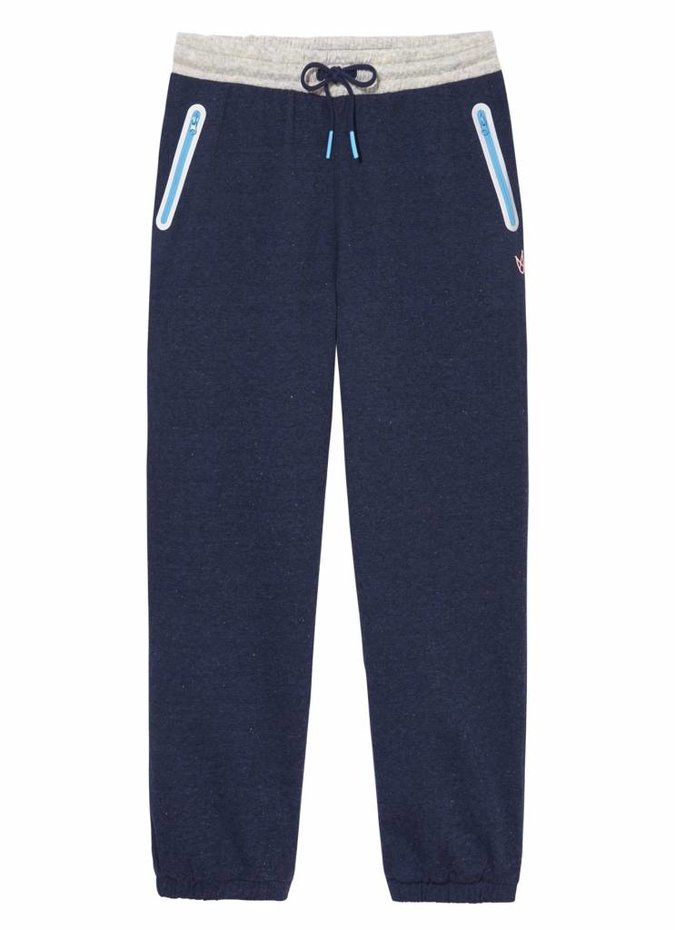 Mink Pink Move Super Duper Sweat Pants in Navy