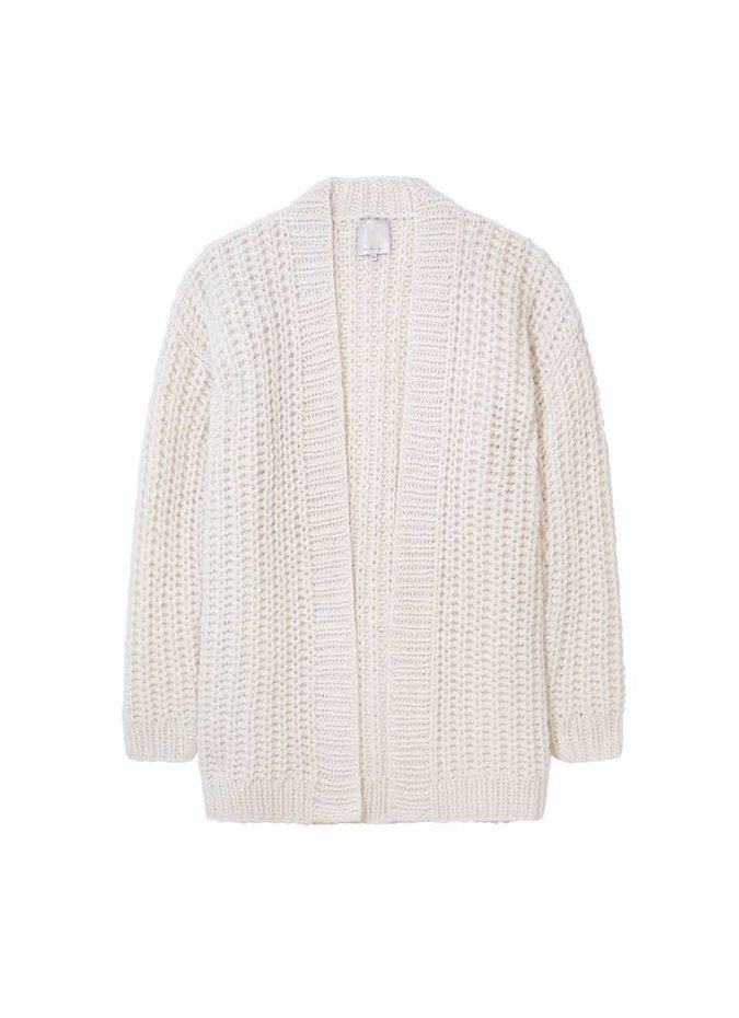 Kelly Love Ivory Cardigan S/M