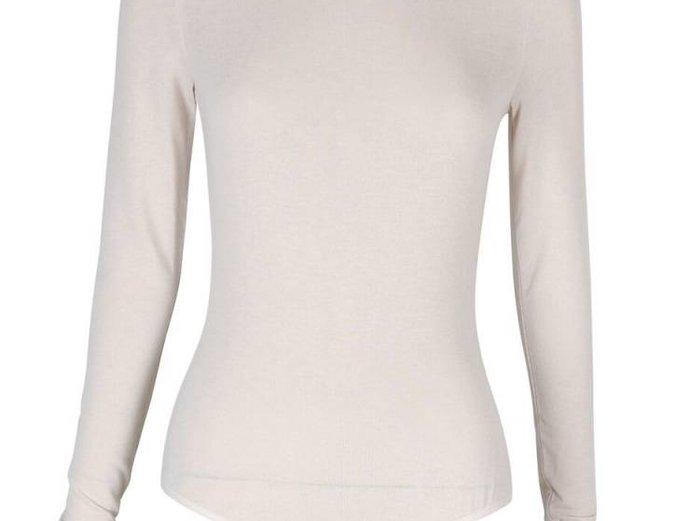 Mink Pink Long Sleeve Bodysuit