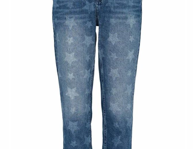 Donna Ida Boy Dazzler Star Spangled Jeans