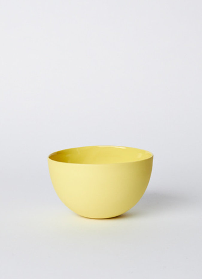 MUD Noodle Bowl Yellow Small