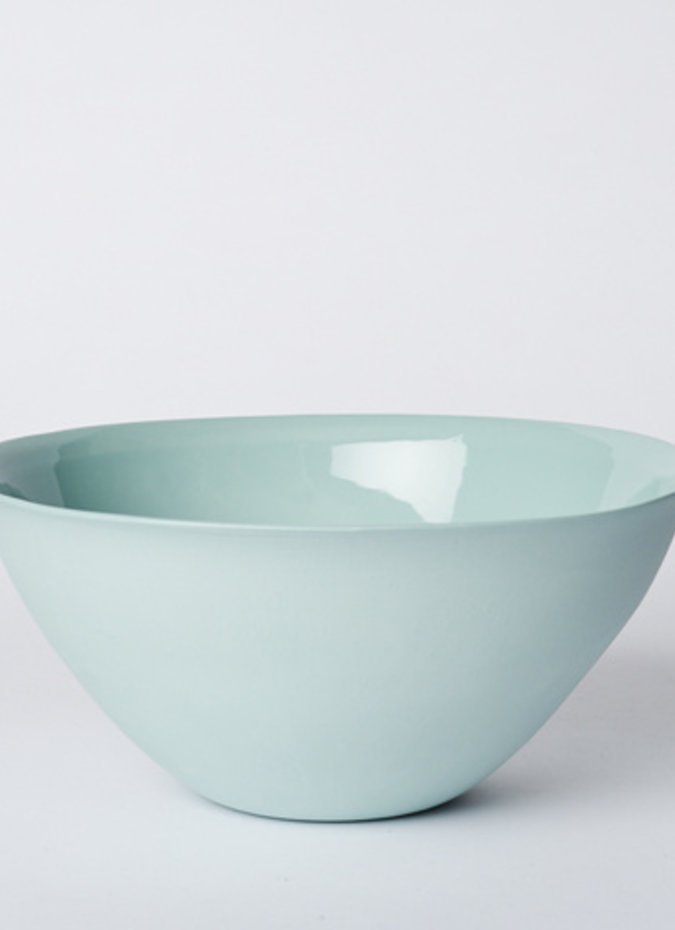 MUD Flared Bowl Blue Large