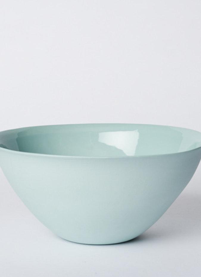 MUD Flared Bowl Blue Large
