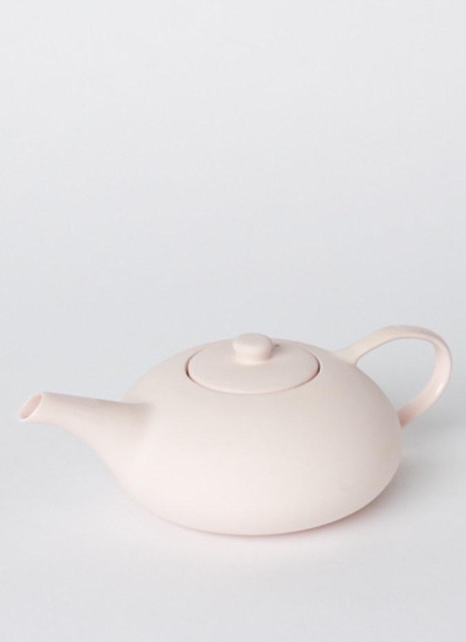 MUD Teapot 2 Cup Pink