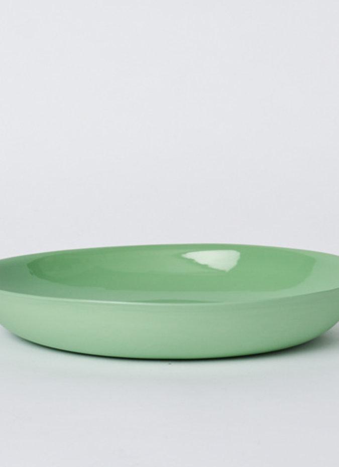 MUD Pebble Bowl Large Wasabi