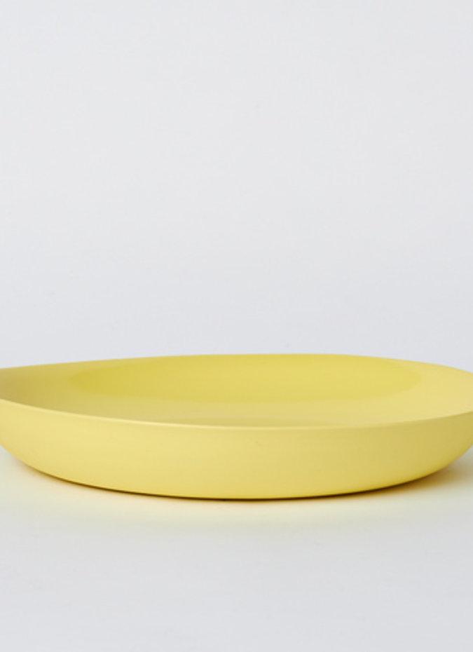 MUD Pebble Bowl Large Yellow