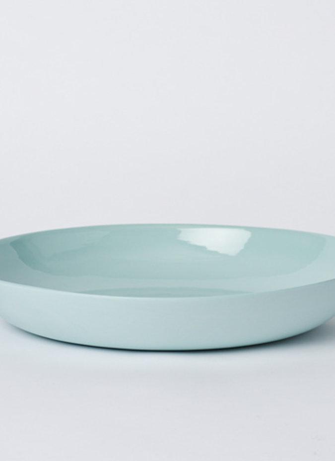 MUD Pebble Bowl Large Blue