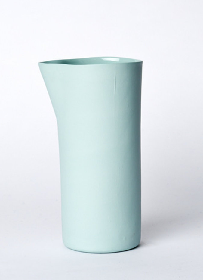 MUD Carafe Medium Blue