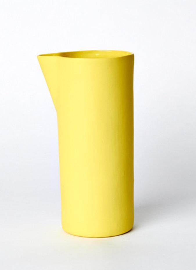 MUD Carafe Medium Yellow