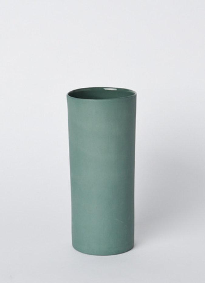 MUD Vase Round Medium Bottle