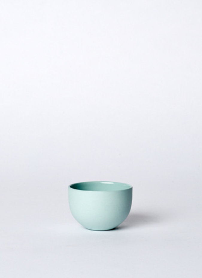 MUD Mini Cup Round Blue OS