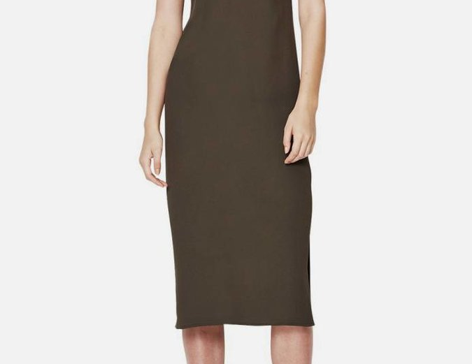 Bec & Bridge Divinity Dress Moss