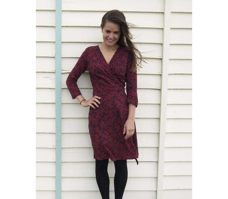 Jaba Wrap Dress