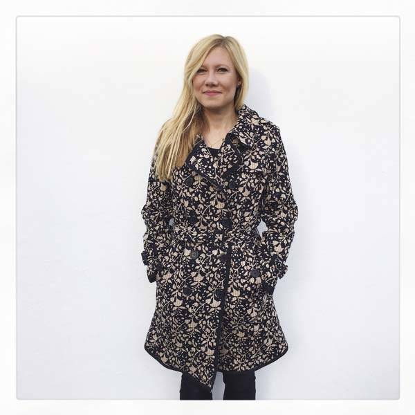JABA Jaba Quilted Trench