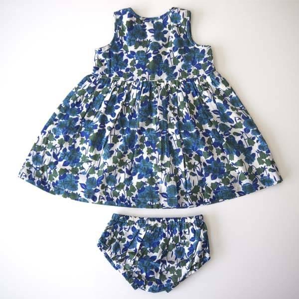 JABA JabaKids Isabella Dress in Blue