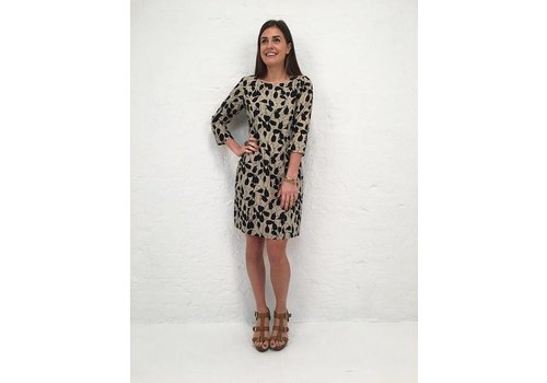 JABA JABA Sadie Dress in Tulip Print