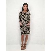 JABA Sadie Dress in Tulip Print