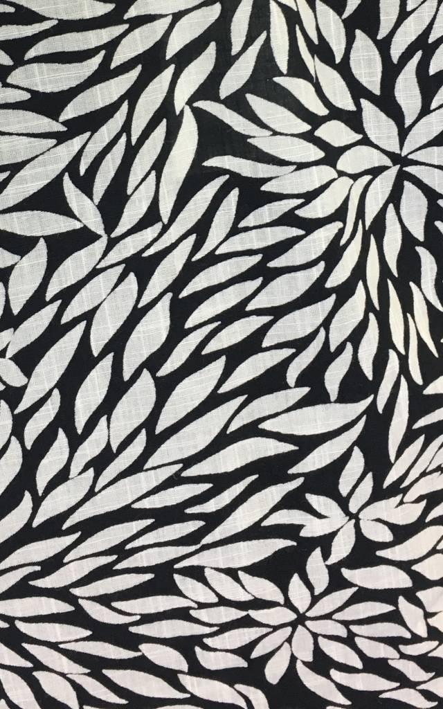 JABA JABA Leonie Shirt Dress in Anemone
