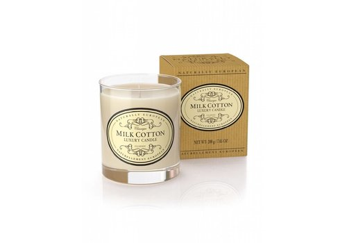 THE SOMERSET TOILETRY The Somerset Toiletry Company Milk Cotton Candle
