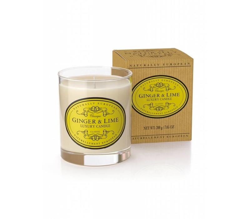 TST Ginger & Lime Candle